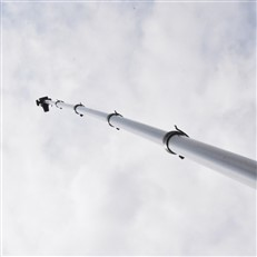 8 Metre Aerial Photography Pole