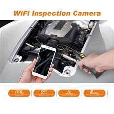 WIFI Inspection camera Borescope IOS for iPad iPhone and Android phone