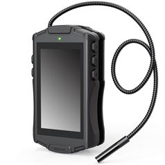 "Pocket Borescope with 8mm Camera Head and 4.3"" LCD Colour Monitor"