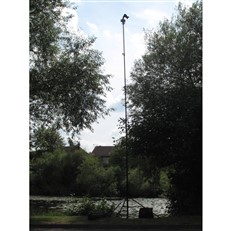 Hiperpod Premier Aerial Photography Telescopic Mast