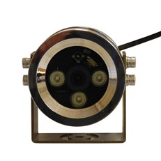 2MP IP Intrinsically Safe Inspection Camera