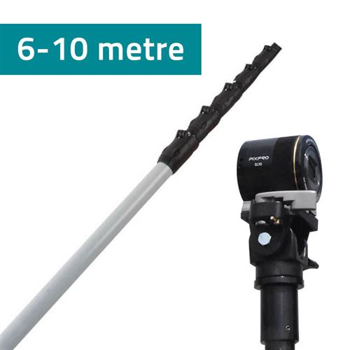 Telescopic Inspection and Survey Camera