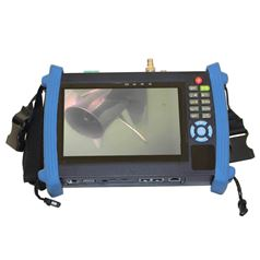 Portable Inspection Camera Monitor with DVR