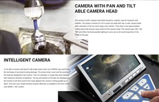 Woehler VIS 350 PLUS Drain Inspection Camera System